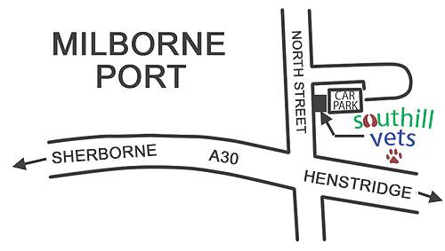 milborneportmap500